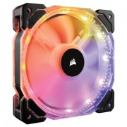 FAN, Corsair HD120 RGB, Individually Addressable LED Static Pressure Fan no Controller, 120mm x 25mm (CO-9050065-WW)