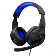 Геймърски слушалки TRUST GXT 307B Ravu Gaming Headset за PS4, blue, 23250