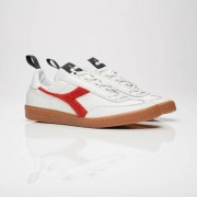 Diadora original sponge White/Red Clay