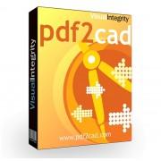 Conversor PDF2CAD PDF a DWG y DXF
