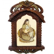 Shilpi Hand Painted Jharokha/Designer Frame/Wooden Wall Hanging Product
