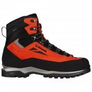 Lowa - Cevedale Evo GTX - Chaussures de montagne taille 11,5, noir/orange
