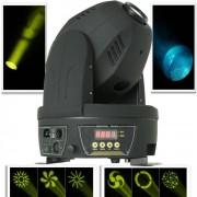 Beamz MHL-60 Foco LED de cabeza móvil 60W DMX (SKY-150.506)