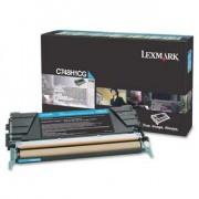 Lexmark C748H1CG azuriu (cyan) toner original