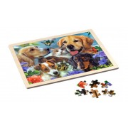 Puzzle lemn Togetherness
