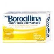 Alfasigma Spa Neoborocillina Ant Or 6,4 Mg + 52 Mg Pastiglie Gusto Miele Limone 20 Pastiglie
