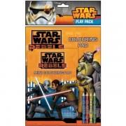 Star Wars színező szett