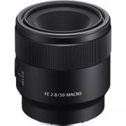 Sony 50mm F/2.8 Fe Macro - Innesto E - 4 Anni Di Garanzia