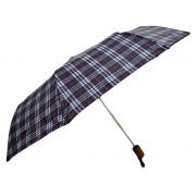 Umbrela Pliabila ICONIC Automata, Negru,
