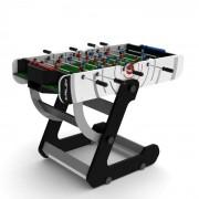 Riley VR90 Fútbol de mesa plegable 82 x 140,5 x 76,5cm Futbolín