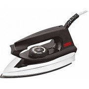 CHARTBUSTERS LW Plus Regular 750-Watt Dry Iron (Black)