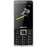 Karbonn Flame (Black) Refurbished