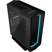 Caixa AEROCOOL PROJECT 7 ATX/Micro-ATX/Mini-ITX/Midi-Tower c/Window 2xUSB2.0/USB3.0 Black - P7C1BK
