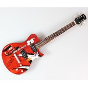 kytara Tony Stewart - Nascar - MINI GUITAR USA - NCR