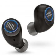 JBL Free X TWS In-Ear Bluetooth Headphones - Black