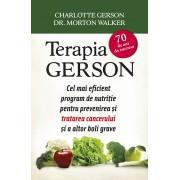 Terapia Gerson. Cel mai eficient program de nutritie pentru prevenirea si tratarea cancerului si a altor boli grave (eBook)