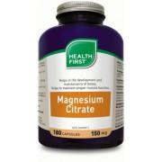 Health First Magnesium Citrate kapszula 180db