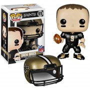 Drew Brees Funko Pop NFL New Orleans Saints Football-Multicolor