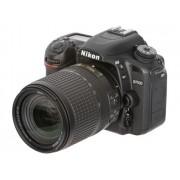 Nikon Kit Máquina Fotográfica Reflex D7500 + 18-140VR (20.9 MP - Sensor: DX - ISO: 100 a 51200)