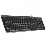 Tastatura Tracer Deluxe USB Black