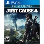 Square Enix Just Cause 4 Day One Edition vídeo Juego (PlayStation 4, Acción / Aventura, M (Maduro))