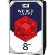 WD80EFZX - 8TB Festplatte WD RED - NAS
