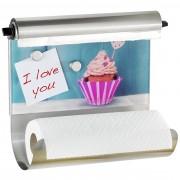 WENKO Úchyt na papírové kuchyňské ručníky CUPCAKE 3 v 1, WENKO
