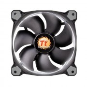 FAN, Thermaltake Riing 140mm, 1500rpm, LED, White (F039-WT)