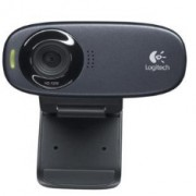 WEBCAM LOGITECH C310 - HD 720p - FOTOS 5MPX - VIDEO HASTA 1280x720 - MICROFONO CON REDUCCION DE RUIDO - USB 2.0