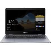 ASUS VivoBook Flip TP510UA-E8085T-BE 1.6GHz i5-8250U 15.6'' 1920 x 1080Pixels Touchscreen Grijs Hybride (2-in-1)