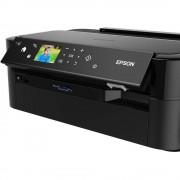 Multifunctional inkjet color CISS Epson L850, dimensiune A4 (Printare, Copiere, Scanare), viteza 37ppm alb-negru, 38ppm color, rezolutie 5760x1440