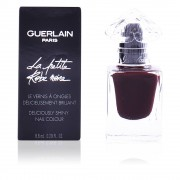 Guerlain LA PETITE ROBE NOIRE shiny nail color#024-black cherry 8,8ml