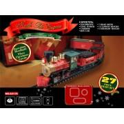 Eztec Железная дорога North Pole Express Train Set 27 частей