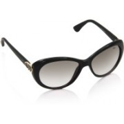 Equal Cat-eye Sunglasses(Grey)