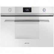 Smeg SF4120MB 60cm Linea Microwave Oven,