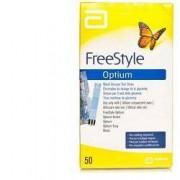 Abbott Diabetes Care Linea Controllo Glicemia Freestyle Optium 25 Strisce