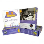 Box Of Science Wind Energy Kit || Electricity generation || wind mill model