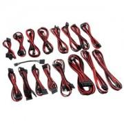 Kit cabluri modulare CableMod C-Series AXi, HXi, RM - Black/Red