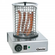 Bartscher Hot-dog machine - CNS 18/10