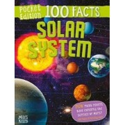 100 Facts Solar System Pocket Edition, Paperback/Ian Graham