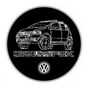 Capa de Estepe Volkswagem Crossfox - CS-60