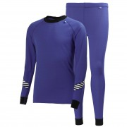 Helly Hansen Jr Hh Lifa Set 176/16 Purple