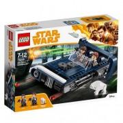 Lego Star Wars - Speeder Terrestre de Han Solo - 75209