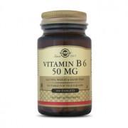VITAMIN B6 50mg 100 Tabs