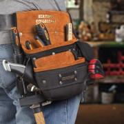 Kožená taška na náradie - heritage collection