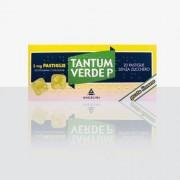 Angelini Spa Tantum Verde P 3 Mg Pastiglie Gusto Limone 20 Pastiglie