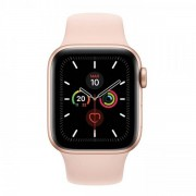 Apple Watch Series 5 32gb Gol Alu Cas 40mm Pink Sand Sport Band