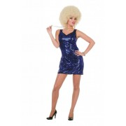 Toppers kleding Patty blauw
