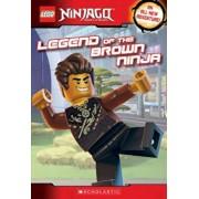 Legend of the Brown Ninja (Lego Ninjago: Chapter Book), Paperback/Meredith Rusu