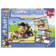 Puzzle Patrula Catelusilor M2 Ravensburger